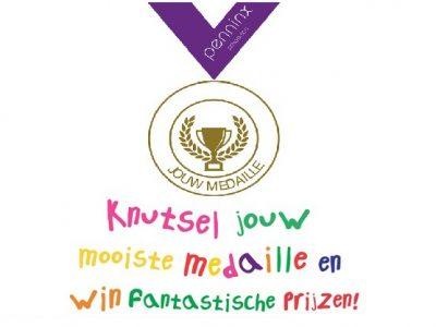 Knutsel je mooiste medaille!
