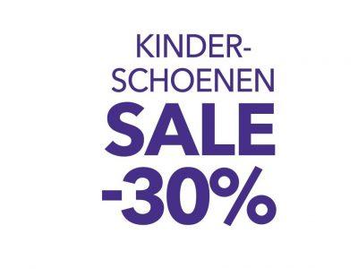 8 juni start kinderschoenen sale!