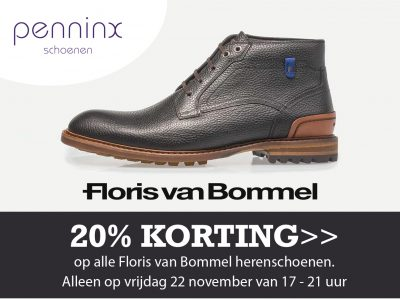 "Vrijdagavond a.s. ""Floris van Bommel avond!"""