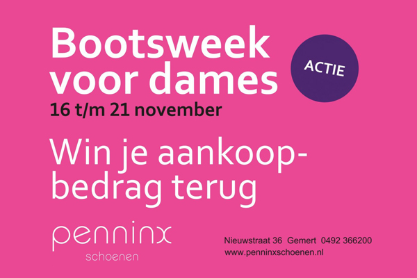 bootsweek_dames_penninx_schoenen