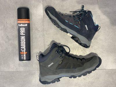 Alles over het onderhoud van wandelschoenen