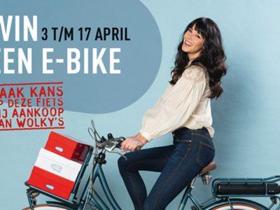 Win een E- Bike!