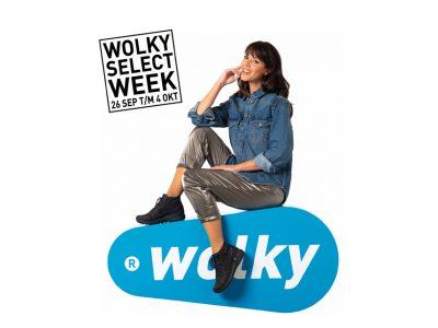 Kom naar de Wolky Select Week bij Penninx Schoenen