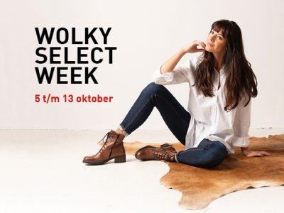 Wolkyweek van 5 t/m 12 oktober!